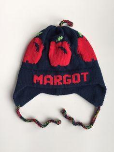Cece DuPraz motif hats