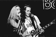 Andy Wood and Stone Gossard Mother Love Bone