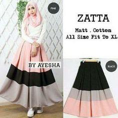 Busana Muslim Zatta Skirt