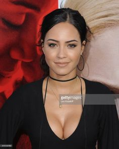 Actress Tristin Mays arrives at the Los Angeles Premiere 'Unforgettable' at TCL Chinese Theatre on April 18, 2017 in Hollywood, California.