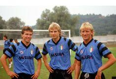 Klinsmann, Lothar Matthaeus, Bremer