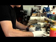 Dangerous9straps - Making of a Fine Handmade Watch Strap - YouTube