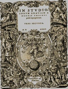 Jost Amman / Sigmund Feyerabend (Frankfurt, 1568)