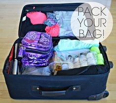 A.Co est. 1984: What to Pack for Vegas | One Carry-On Suitcase