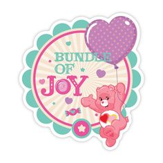 care bears clipart images | Care Bears Wall Graphics from Walls 360: Care Bear Carnival: Bundle of ...