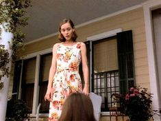 Miss Honey's Cottage and More Houses in the Movie Matilda - Modern Ms Honey Matilda, Jennifer Honey, Matilda Movie, Matilda Costume, Miss Honey, Lily Grace, Teacher Outfits, Prom Dresses, Summer Dresses