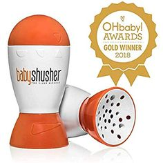 Baby Shusher For Babies - Sleep Miracle Soother Sound Machine For New Parents : Electronic Infant Sleep Aids : Baby First Time Parents, New Parents, Nouveaux Parents, Baby Calm, Support Telephone, Baby List, How To Get Sleep, Baby Registry, Baby Cribs