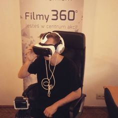 #virtualreality #show - collecting #experience :-) #samsung #galaxynote4 #gearvr #goprohero #gopro #shooting #ad #mobilevr #vrpremium #vr #innovation #startup #marketing #socialmedia #emotions #immersion