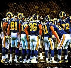 St. Louis Rams Football Love, American Football, Football Players, Football Team, Football Helmets, Sean Mcvay, Nfl Rams, Nfc West, St Louis Rams
