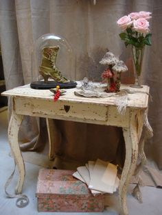 great for a shabby chic office