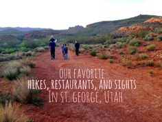 St. George has quickly become one of our favorite destinations close to home. We get a chance to see sunshine and warm up during the crazy Utah winter and spring. Between sports tournaments and three day weekends, we have spent a good of amount of time exploring the red rocks and hidden gems. My parents' …