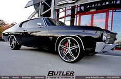 72 Chevelle Red Interiors And Convertible On Pinterest