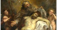 Que la Santa Trinidad camine conmigo, Ellos delante, yo detrás, que guíen mis pasos, que amparen mi alma, que reconforten ...