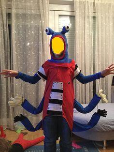 Simple idea for DIY costume