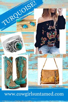 Copper Turquoise 925 Sterling Silver Heart Detail Womens Ring $54.99 FREE USA SHIPPING w/ FREESHIP21 Paired w/Embroidered Boho Top, Turquoise earrings, genuine leather boots, genuine leather cowhide shoulderbag COWGIRLS UNTAMED #ring #925SS #sterlingsilver #silver #boho #cowgirl #westernjewelry #heart #earrings #dangle #westernwear #sexy #black #offtheshoulder #top #women #fashion #outfit #floral #embroidery #cowhide #leather #purse #westernpurse #cowgirlboots #turquoise #ridingboots…