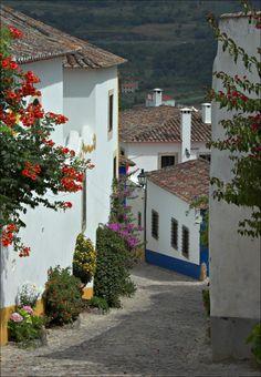 Óbidos #Portugal