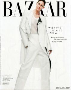 Hilary Rhoda for Harper's Bazaar US (March 2014) - http://qpmodels.com/american-models/hilary-rhoda/6028-hilary-rhoda-for-harpers-bazaar-us-march-2014.html