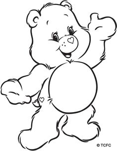 Design Your Own Care Bear                                                       …