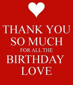 Happy birthday wishes images bday greetings quotes hbd pictures photos messages to friend dad mom husband wife sister brother girlfriend boyfriend. Thank You For Birthday Wishes, Thank You Wishes, Birthday Quotes For Me, Birthday Thanks, Birthday Wishes And Images, Birthday Blessings, Happy Birthday Messages, Birthday Posts, Happy Birthday Quotes