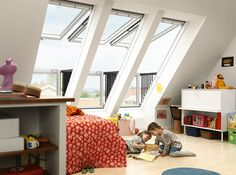 VELUX-102673-børneværelse-ovenlysvindue-cabrio-tagaltan