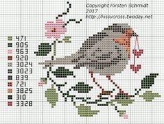 Thrilling Designing Your Own Cross Stitch Embroidery Patterns Ideas. Exhilarating Designing Your Own Cross Stitch Embroidery Patterns Ideas. Free Cross Stitch Charts, Cross Stitch Freebies, Cross Stitch Cards, Cross Stitch Animals, Cross Stitching, Cross Stitch Embroidery, Embroidery Patterns, Small Cross Stitch, Cross Stitch Rose