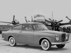 1952 Volvo P179 Prototype
