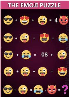 Solve this THE EMOJI puzzle
