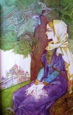 Elena Boariu - Domnita Ruxandra Romania, Illustrators, Princess Zelda, Fantasy, Painting, Fictional Characters, Color, Art, Art Background