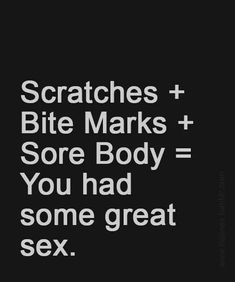 not sure but definitely love it lol Freaky Quotes, Naughty Quotes, Kinky Quotes, Sex Quotes, Pensamientos Sexy, Sexy Quotes For Him, Seductive Quotes For Him, Funny Sexy Quotes, Sore Body