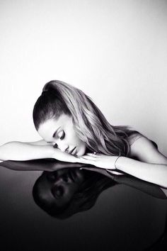 Apparently this might be the cover for Ariana's third album!!!!!!!!! <3