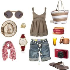 """beachcomber"" by bellaviephotography on Polyvore"