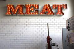Restaurant Visit: Olympic Provisions in Portland, Oregon : Remodelista