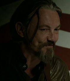Jesus Christ, boy (Chibs to Juice during their talk in the bathroom)