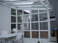 Seitenteile Fur Terrassenuberdachung ~ Terrassen seitenteile aus glas pinterest terrasse