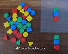 This site offers ideas/materials to occupational therapists and parents that are free and easy to use. There are block activities and free, printable worksheets that target the development of visual perceptual skills.