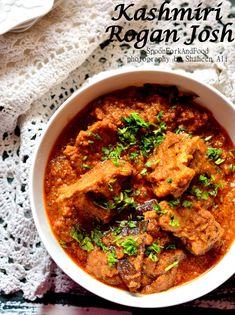 Rogan josh recipe kashmiri style dress
