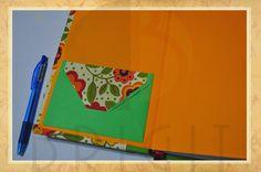 Hand bound book - Bookbinding - Encadernação artesanal -Agendas 2015! (2015 Schedules!)