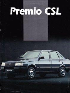 Fiat Premio CSL 1993
