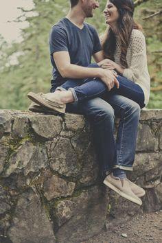 Romantic Woodland Engagement Shoot | Terra Rothman Photography | Bridal Musings Wedding Blog 14