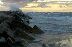 New Buffalo Beach, Michigan - 9/18/12 #BeautifulLakeMichigan