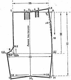 Construcción del Patrón Fig. 1 Muestra los pantalones cortos femenino. Para la construcción de un dibujo de los patrones (t...