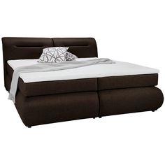 Polsterbett Mit Regal Avalon 160x200cm Schwarz Betten