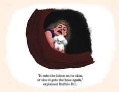 Kids' Book Versions Of R-Rated Movies- Silence of the Lambs