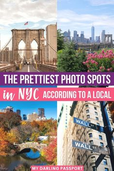 The Ultimate Insider Guide to NYC (FREE download) !! The most common questions I get from people visiting the city are my favorite restaurants and my favorite spots for Instagram photos. My INSIDER'S GUIDE TO NYC covers just that, plus more! I share some of my favorite photo locations (that aren't your typical NYC shots), the best places for brunch and dinner, where to find the tastiest (and most unique) cocktails and what to do after you've hit all the tourist sights!