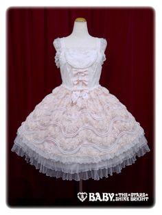 Baby, the stars shine bright Innocent Rose jumper skirt
