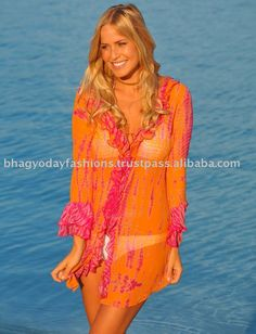 Beach Cover Up Dress | DRESSES, DRESS SWIMSUIT COVER UP, DRESS BEACHWEAR | THE ORCHID
