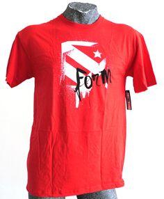 FORM Athletics T-Shirt  Drying Time Tee rot  www.sportmarkenschuhe.de