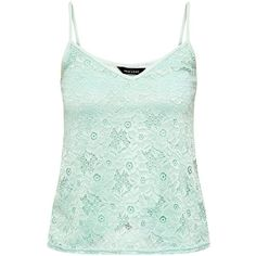 Mint Green Floral Lace Cami ($6.57) ❤ liked on Polyvore featuring tops, shirts, tanks, mint green tank top, lace camis, spaghetti-strap tank tops, green v neck shirt and green tank top