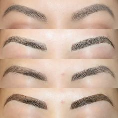 First 14 days of the healing process after microblading for Raised tattoo after healing