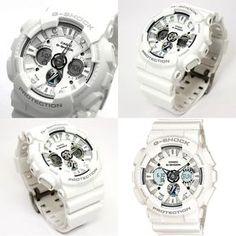 Amazon.co.jp: カシオ CASIO Gショック G-SHOCK デジアナ 腕時計 GA120A-7A[並行輸入]: 腕時計通販